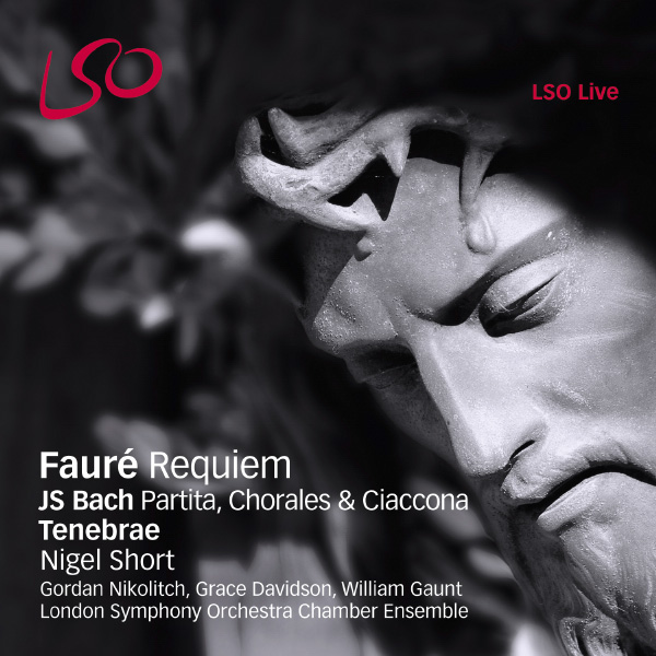 Fauré Requiem and Bach Partita No.2 in D