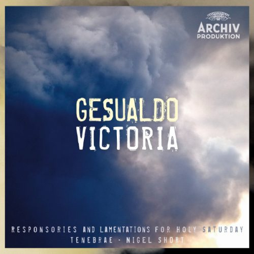 Gesualdo Tenebrae Responsories / Victoria Lamentations for Holy Saturday