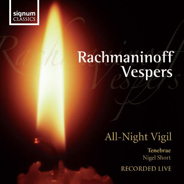 Rachmaninoff Vespers