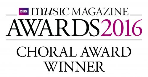 Winner: BBC Music Magazine Choral Award (2016)