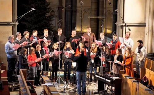 Brahms and Bruckner Motets – Album Launch