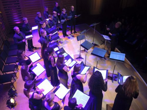 London A Cappella Festival - Tenebrae and the London Youth Choir - January 2016