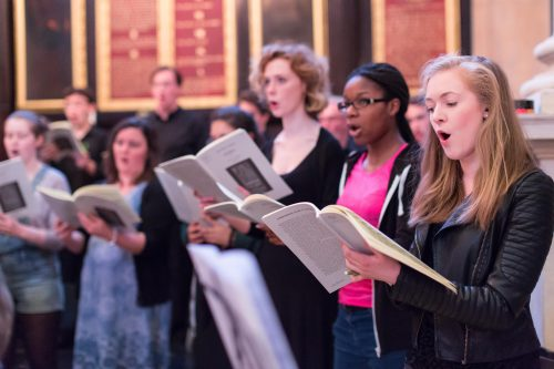 London Youth Chamber Choir