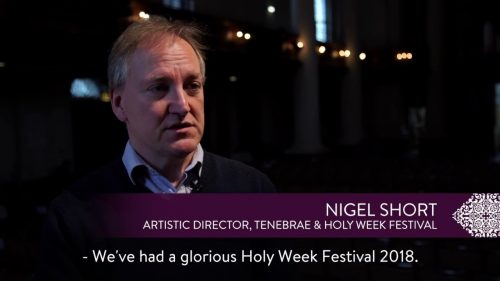 Holy Week Festival 2018 Highlights