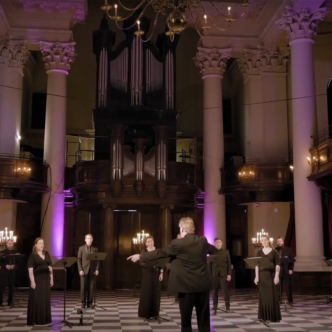 We're returning to St. Johns Smith Square - for a concert that you can enjoy IN PERSON later this month! ..Booking now open @stjohnssmithsquare ..#tenebrae #choir #choral #singing #concert #live #baroque #purcell